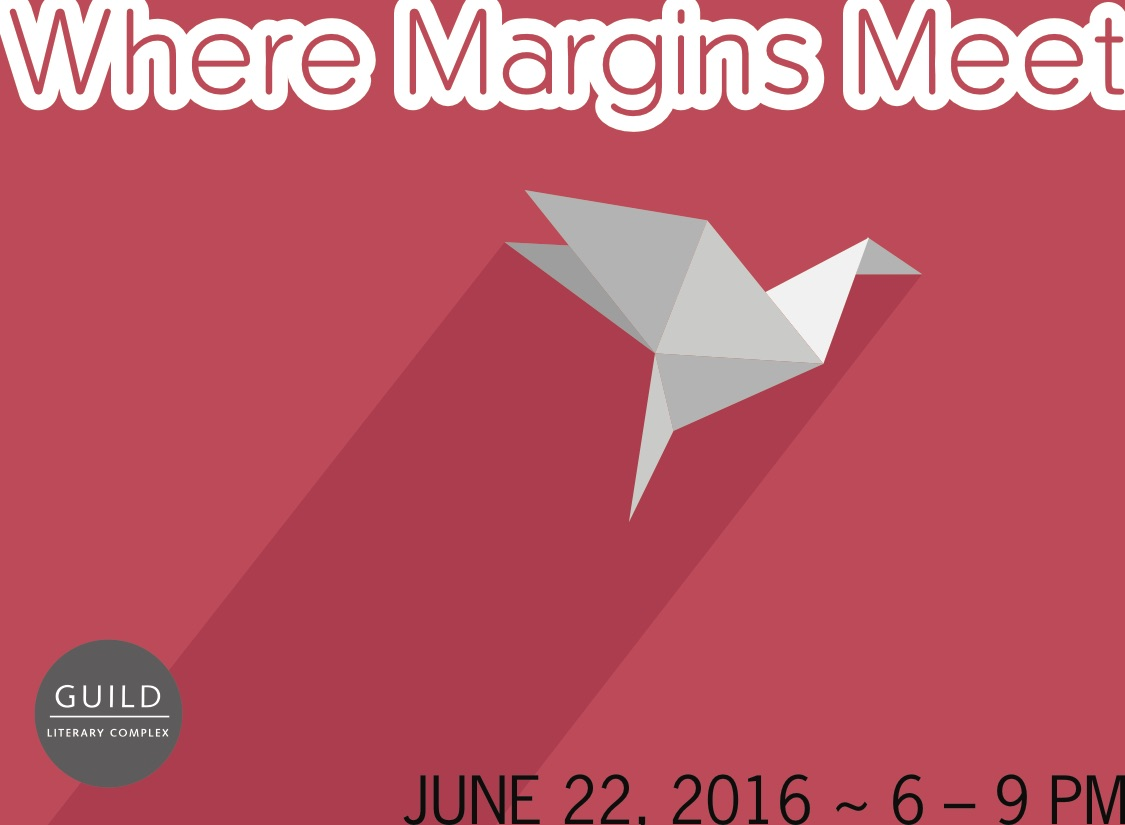 Join us where margins meet ~ the Guild's 7th annual benefit