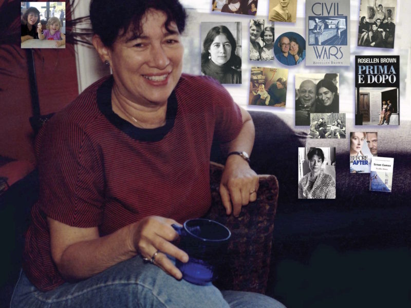 Fuller Award Celebrating Rosellen Brown, October 6th, 7:00-9:00 at Poetry Foundation