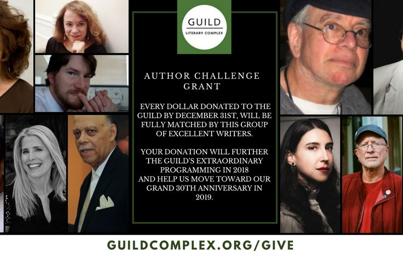 2017 Author's Challenge Grant is here!
